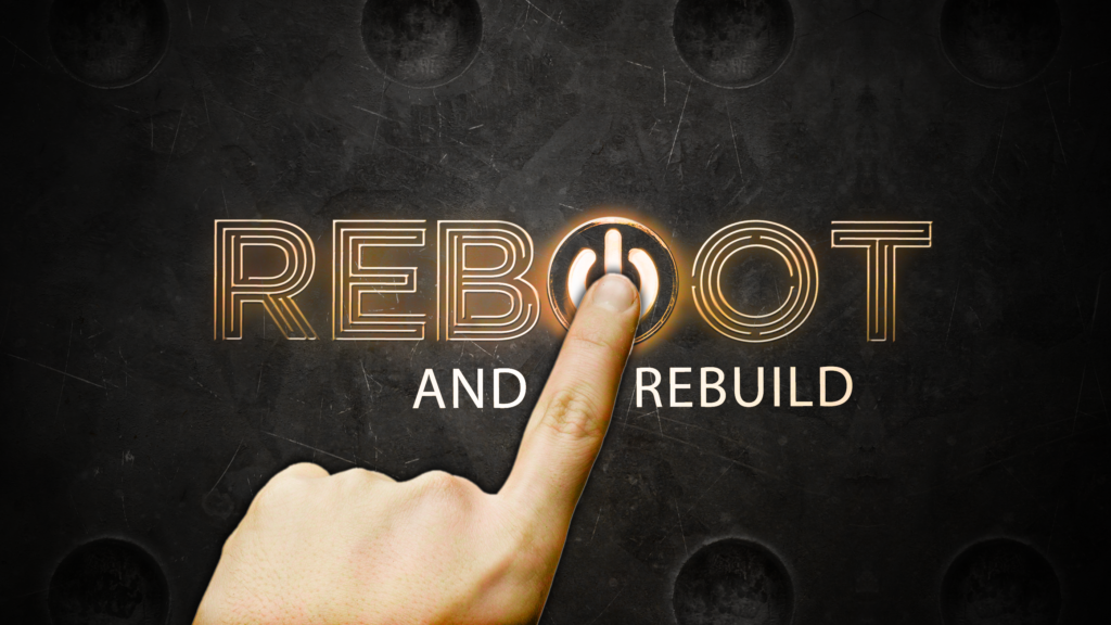 reboot Website
